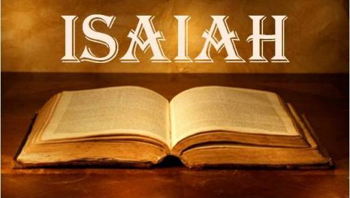 Image result for the book of isaiah