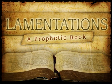 Image result for lamentations
