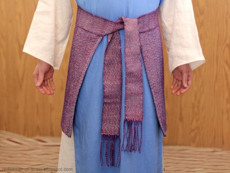 Image result for tabernacle girdle